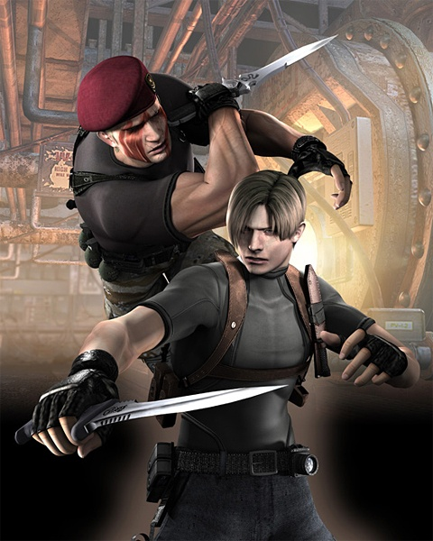 Jack Payne Wallpaper: Mega Dicas Resident Evil 4 (PlayStation 2)